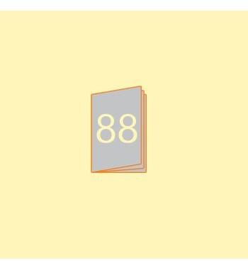 Katalog A6 hoch, 88 Seiten