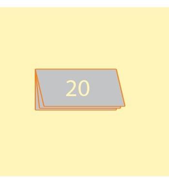 Broschüre DIN L quer, 20...