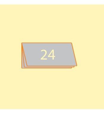 Broschüre DIN L quer, 24...