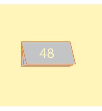Broschüre DIN L quer, 48...