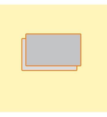 Visitenkarte, 90x50 mm, 2...