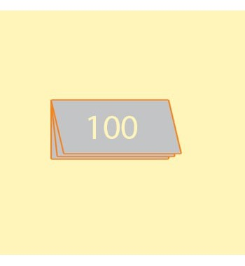 Katalog DIN L quer, 100 Seiten