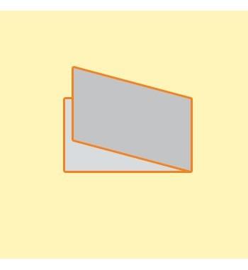 Visitenkarte, 85x54 mm, 4...