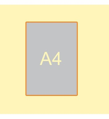 Flyer A4, 2 Seiten