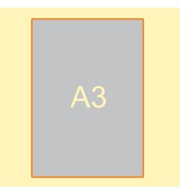 Flyer A3, 2 Seiten