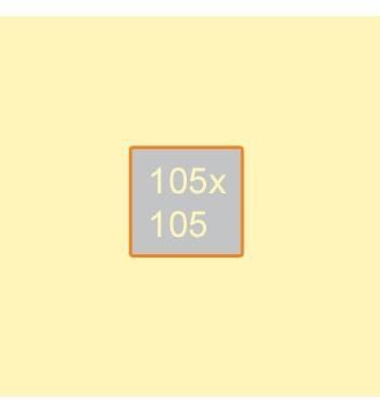 Flyer 105x105 mm, 2 Seiten